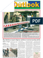 051129 Outlook Newspaper, 29 November 2005, United States Army Garrison Vicenza, Italy