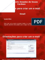 Orientacoes Criar Email