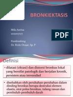 BRONKIEKTASIS.ppt