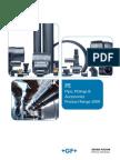 0695 - PE Product Range 2009 - Utilities