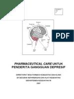 Pharmaceutical Care Untuk Penderita Gangguan Depresif