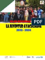 Plan Regional de La Juventud 2012-2024