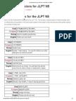 List of Expressions for JLPT N5 – NIHONGO ICHIBAN.pdf