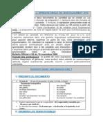 Préparation Oral Espagnol STG