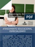 Pós-graduação em Atendimento Educacional Especializado - Grupo Educa+ EAD