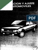 Peugeot 505 Manual de Reparacion
