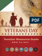 2012 veterans day teacher guide