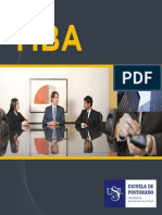 Brochure MBA2012