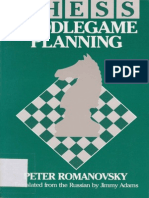 Chess middlegame planning