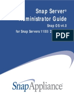 Snap Server Administration Ug