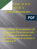 El Predicador (10!2!12)
