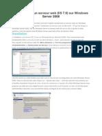 web (IIS 7.0)