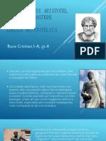 Prezentare Aristotel