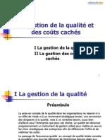 0f14f1b90dca63d15e62f1e2da6afe97 Gestion de La Qualite Et Les Cout Cache