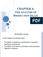 THE ANALYSIS OF PRODUCTION IN ISLAM.ppt