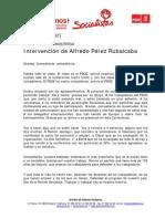 IntervencionRubalcabaClausuraConferencia