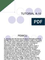 TUTORIAL A-10.ppt