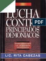 Lucha Contra Principados Demoniacos 10