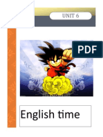Teachers Book English time