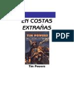 En costas Extranas - Tim Powers (Conflicto de mayúsculas y minúsculas)