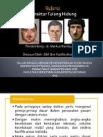 Referat Fraktur Nasal_Dini Fadilla ^^.pptx