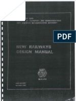Iraque - Railways Design Manual