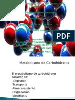 Via de La Glucolisis Bioquimica
