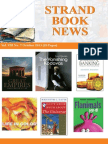 STRAND BOOK NEWS OCTOBER
