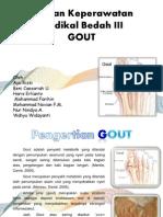 askep gout.pptx