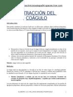 8551375 Hemato RetracciOn Del CoAgulo