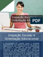 Pós-graduação em Inspeção Escolar e Orientação Educacional - Grupo Educa+ EAD
