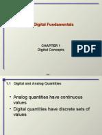 Digital Fundamentals