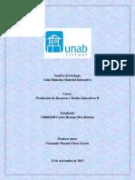 Unidad 2 Guia Didactica y Evaluacion Del Medio Act F-g