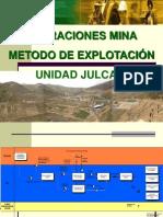 Operacion Minas Julcani 2011