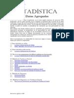 Estadistica Data Agrupada