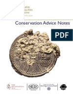 Conservation of your finds UK based