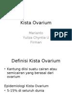Kista Ovarium.ppt