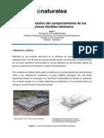 Estudio Hidraulico Gaviones Flexibles Laminares.es
