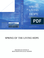 Spring of the Living Hope