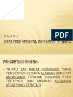 SIFAT FISIK MINERAL.pptx