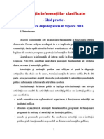 GHID PROTECTIE INFORMATII CLASIFICATE.doc