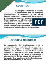 1 Semana de Logistica Industrial