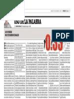 Los pobres multidimensionales - Javier Escobal - Perú 21 - 091113