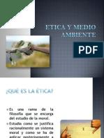 Ética y Medio Ambiente 2013