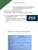 6. Transformarea eutectoida