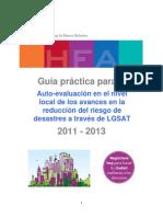 Sca Lograr Que Los Alcaldes, Los Gobiernos Locales y Las Autoridades Nacionales Tomen Acciones Para Establecer Ciudades Resilientes