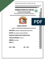 CLASES DE ROCAS Y SU COMPOSICIÓN