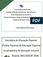 22 Secretaria de Ed Especial Politica Nacional de Ed Especial