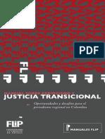 FLIP Justicia Transicional Regiones