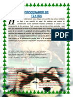 Formatos y Aplicaciones Word.
